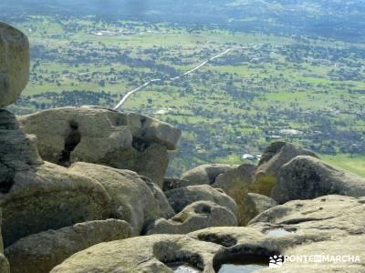 Las Machotas - Senderismo entresemana - Pico de El Fraile y los Tres Ermitaños; viaje naturaleza